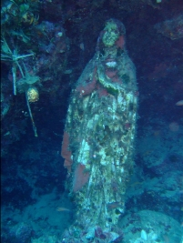 Diving the Madonna, Cirkewwa, Malta