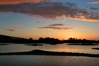 Aron wetlands_SunriseOverGhadira