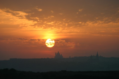 gozo sunset 3